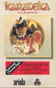 Cover von Karateka