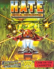 Cover von HATE