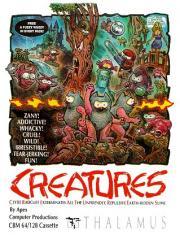 Cover von Creatures