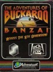 Cover von The Adventures of Buckaroo Banzai Across the 8th Dimension