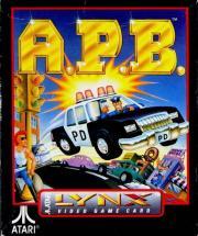 Cover von APB