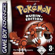 Cover von Pokémon - Rubin-Edition