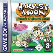 Cover von Harvest Moon - Friends of Mineral Town