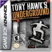 Cover von Tony Hawk's Underground