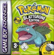 Cover von Pokémon - Blattgrüne Edition