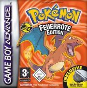Cover von Pokémon - Feuerrote Edition