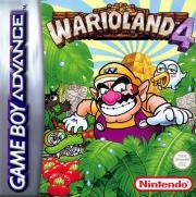 Cover von Wario Land 4