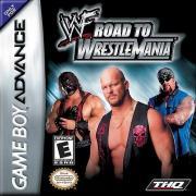 Cover von WWF - Road to WrestleMania