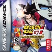 Cover von Dragon Ball GT - Transformation
