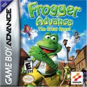 Cover von Frogger Advance - The Great Quest