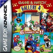 Cover von Game & Watch Gallery Advance