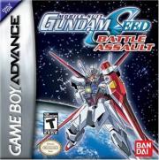 Cover von Mobile Suit Gundam Seed - Battle Assault