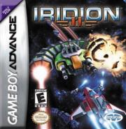 Cover von Iridion 2