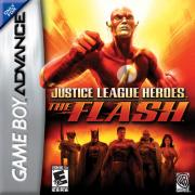 Cover von Justice League Heroes - The Flash