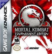 Cover von Mortal Kombat - Tournament Edition