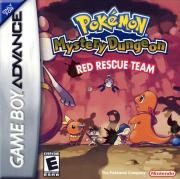 Cover von Pokémon Mystery Dungeon - Team Rot