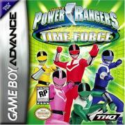 Cover von Power Rangers - Time Force