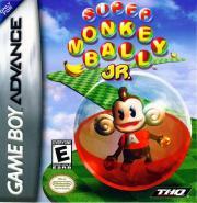 Cover von Super Monkey Ball Junior