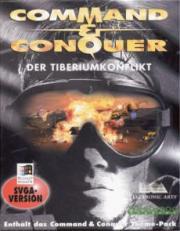 Cover von Command & Conquer - Der Tiberiumkonflikt
