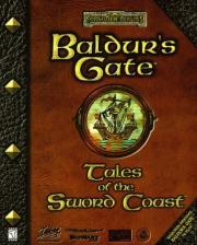 Cover von Baldur's Gate - Die Legenden der Schwertküste