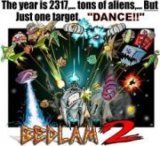 Cover von Bedlam 2