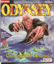 Cover von Odyssey - The Legend of Nemesis