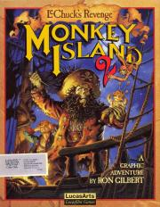 Cover von Monkey Island 2 - Le Chuck's Revenge