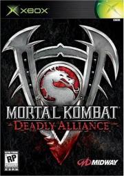 Cover von Mortal Kombat - Deadly Alliance