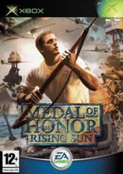 Cover von Medal of Honor - Rising Sun