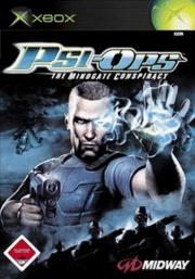 Cover von Psi-Ops - The Mindgate Conspiracy