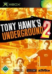 Cover von Tony Hawk's Underground 2