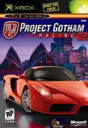 Cover von Project Gotham Racing 2