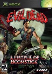 Cover von Evil Dead - A Fistful of Boomstick