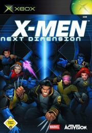 Cover von X-Men - Next Dimension