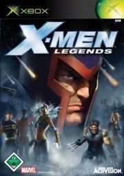 Cover von X-Men Legends