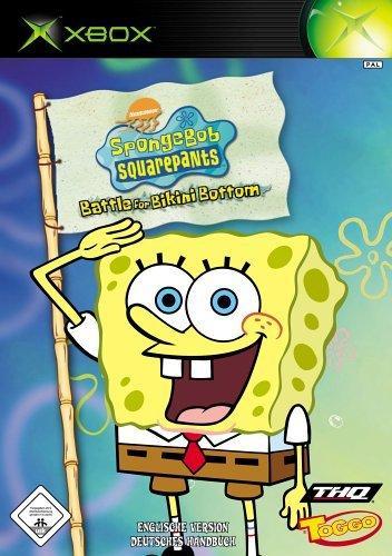 Spongebob schlacht um bikini
