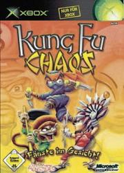 Cover von Kung Fu Chaos