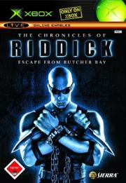 Cover von The Chronicles of Riddick - Escape from Butcher Bay