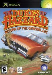Cover von The Dukes of Hazzard - Return of the General Lee