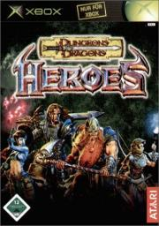 Cover von Dungeons and Dragons - Heroes