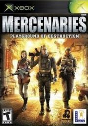 Cover von Mercenaries