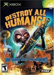 Cover von Destroy All Humans!