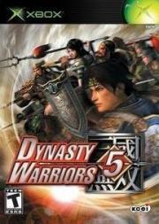 Cover von Dynasty Warriors 5