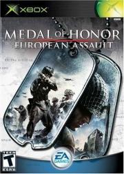 Cover von Medal of Honor - European Assault