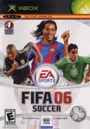 Cover von FIFA 06