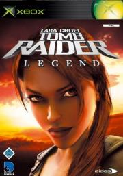 Cover von Tomb Raider - Legend