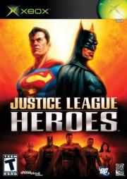 Cover von Justice League Heroes