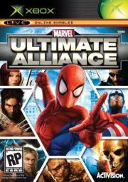 Cover von Marvel - Ultimate Alliance
