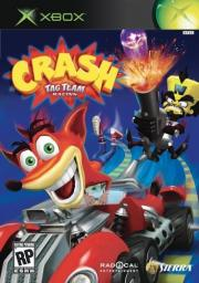 Cover von Crash Tag Team Racing