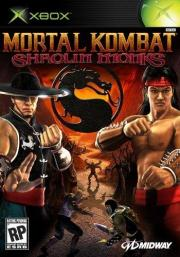 Cover von Mortal Kombat - Shaolin Monks